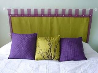 Como Hacer Un Cabecero Con Telas - Ideas-para-hacer-un-cabecero-de-cama