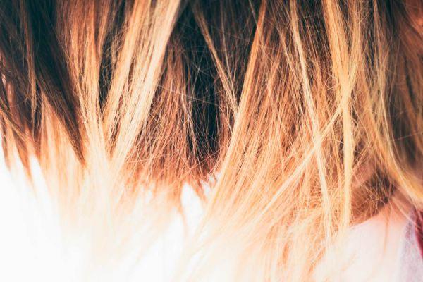 Tratamiento para cuidar el pelo seco. Cómo tratar el cabello seco. Consejos para cuidar el cabello seco.