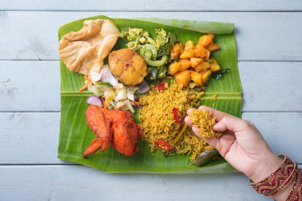 Cómo preparar biryani de verduras en casa. Pasos para cocinar biryani de vegetales. Cómo preparar biryani de vegetales en casa.