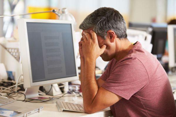 Síntomas en el cuerpo de envejecimiento por estrés. Cómo identificar el envejecimiento por estrés. Detectar envejecimiento por estrés
