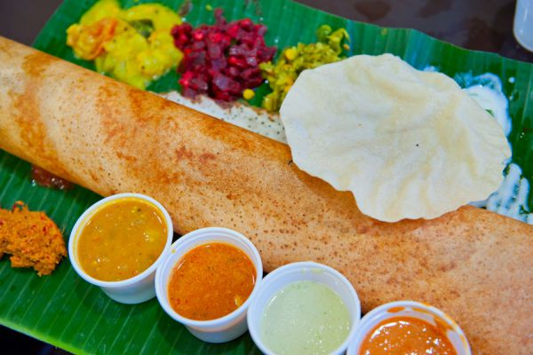 Preparación de la masala dosa. Ingredientes para cocinar un clasico de la cocina india, masala dosa. Tips para hacer masala dosa, clásico de la india