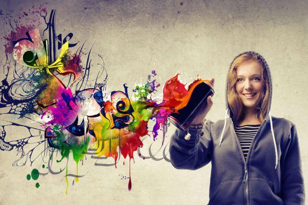 Que hacer con pintura en spray? Ideas para renovar objetos con pintura en spray. Consejos para aprovechar la pintura en spray y decorar objetos