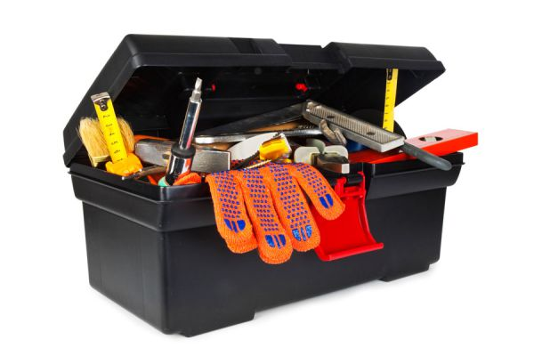 Cómo completar una caja de herramientas para el hogar. Elementos indispensables para una caja de herramientas. Herramientas para usar en el hogar