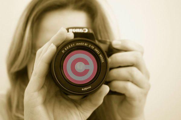 Colocar derechos de autor en  tus fotografías. Programas para crear fotos con copyright. Poner copyright a las fotos