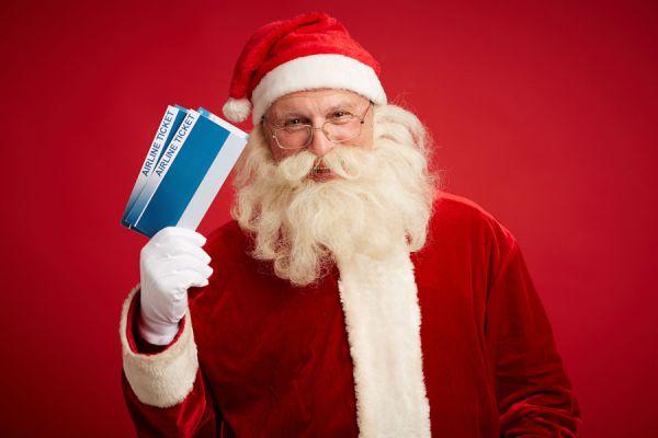 Guía para viajar durante la fiestas de fin de Año. Cómo hacer un viaje en las fiestas de Fin de Año. Claves para hacer un viaje en Navidad y Año Nuevo