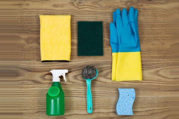 7 pasos para limpiar la microfibra. Técnica simple para limpiar superficies de microfibra. Claves para limpiar la microfibra fácilmente