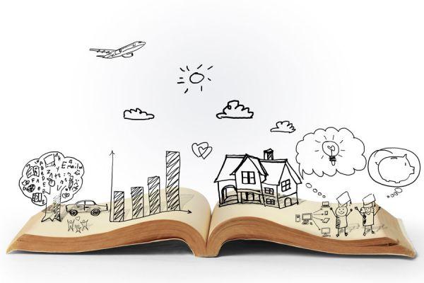 Claves para la lectura de libros largos. Cómo aprender a leer libros largos para la escuela. Consejos para leer libros largos más facil