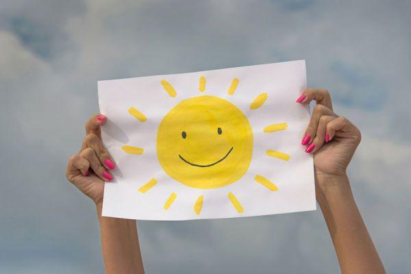 Cómo lograr una mente en positivo. claves para ser optimista. Ejercicios para lograr una mente positiva.