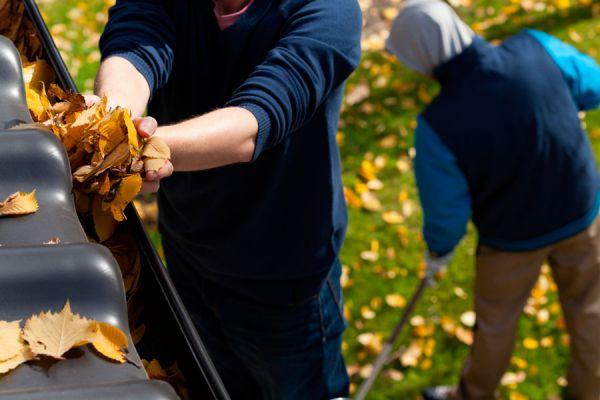 Cómo preparar el hogar en otoño. Mantenimiento del jardín en otoño. Tareas para mantener la casa en condiciones para el otoño
