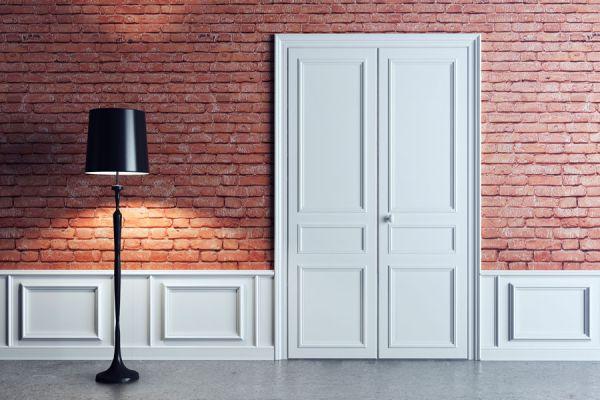 Molduras decorativas para las puertas. Cómo decorar puertas con molduras paso a paso. Tips para hacer puertas decorativas con molduras