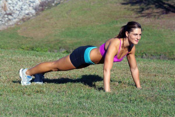 Cómo bajar de peso con una rutina de alta intensidad. Rutina simple de ejercicios para adelgazar. Cómo perder peso con una rutina hiit.