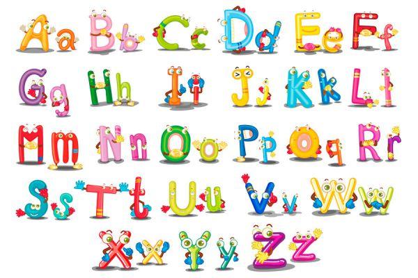 Cómo enseñarle las letras a los niños. Consejos para enseñar las letras y aprender a leer.