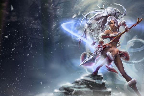 Personaje femenino de League of Legends