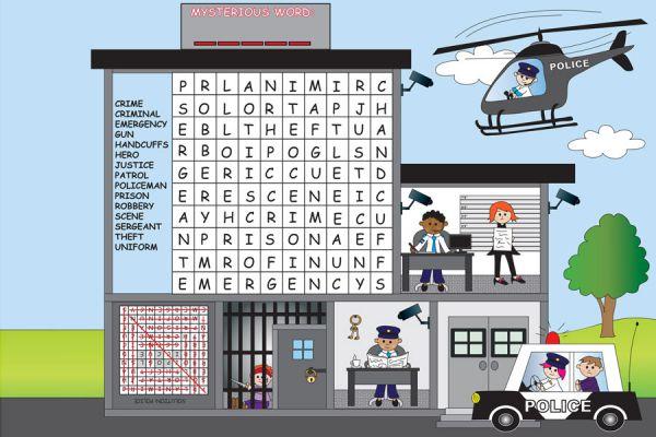 Sopas de letras para los niños. Guía para hacer una sopa de letras para los niños. Sitios web para crear sopas de letras.