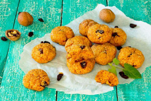 4 recetas para hacer galletas sin harina. Cómo preparar galletas sin usar harinas.