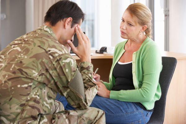 Señales de sufrir un estres postraumatico. Cómo ayudar a una persona que sufre de estres postraumatico