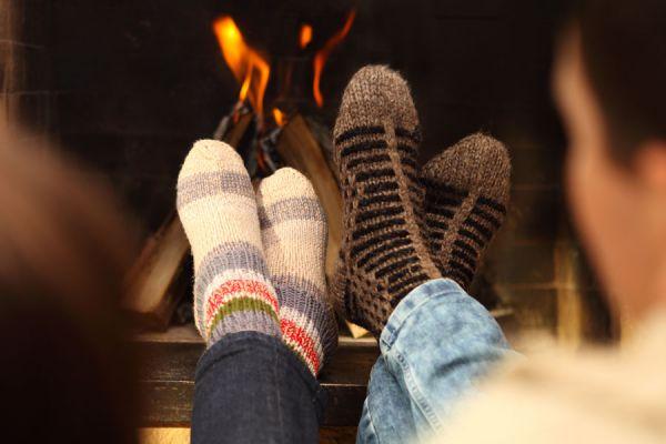 Por qué hay personas con los pies fríos? Trastornos que producen pies fríos.