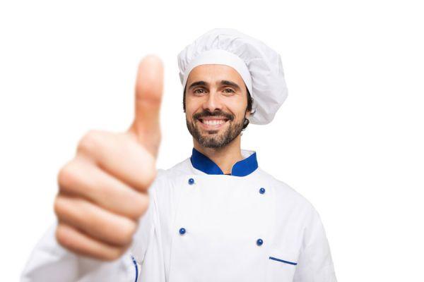 Un buen cheff sabe cómo reemplazar los utensilios al cocinar
