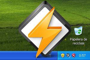 Ilustración de Cómo minimizar Winamp de la barra de sistema