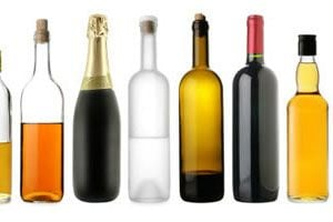 Ilustración de Calcular la graduación alcohólica al mezclar dos o más bebidas