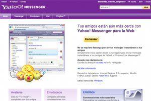 Ilustración de Como hablar con un contacto a través de Yahoo Messenger