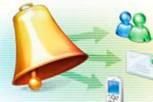 Ilustración de Cambiar los sonidos de alerta en el messenger
