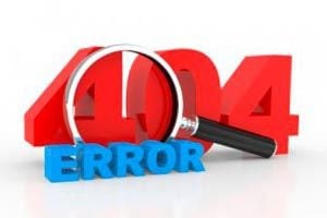 Ilustración de Cómo ver páginas de sitios caídos (error 404)