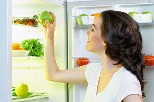 Ilustración de Cómo Ahorrar Energía en el uso del Refrigerador