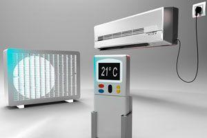 Ilustración de Cómo Ahorrar Energía en el Uso del Aire Acondicionado