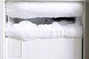 Ilustración de Cómo Quitar la Escarcha del Congelador