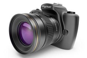 Ilustración de Consejos para el mantenimiento de las cámaras digitales