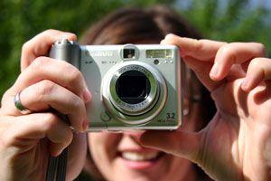 Ilustración de Cómo hacer que las pilas de tu cámara digital duren más
