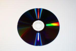 Ilustración de Evitar hongos en los CDs o DVDs