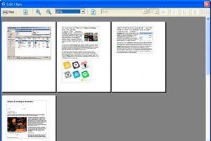 Ilustración de Imprimir solo una parte de una pagina web