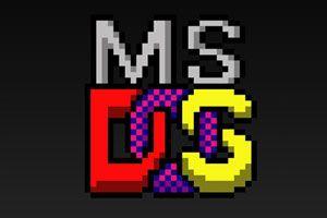 Ilustración de Cambiar los colores de símbolo de sistema o MS-DOS