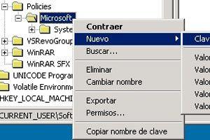 Ilustración de Impedir que se pueda cambiar la Página de Inicio de Internet Explorer