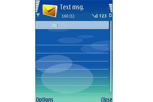 Ilustración de Solucionar error al enviar mensajes de texto con un celular Nokia