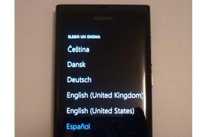 Ilustración de Cómo seleccionar el idioma en los celulares Nokia