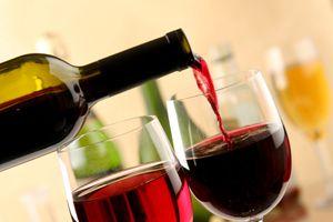 Ilustración de En qué orden se sirven los vinos