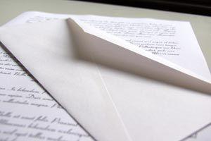 Ilustración de Cómo Elaborar una Carta de Presentación para un Currículum Vitae