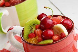 Ilustración de Consejos para Hacer una Ensalada de Frutas