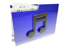 Ilustración de Como subir y compartir archivos de audio