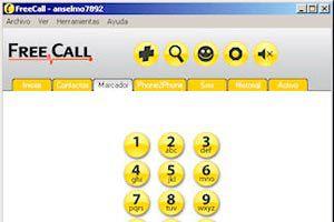 Ilustración de Como hablar por teléfono a través de Internet a un bajo costo