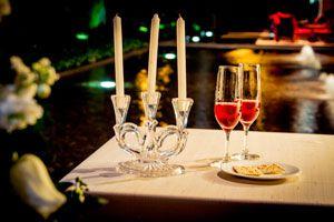 Ilustración de Cómo preparar una Cena Romántica