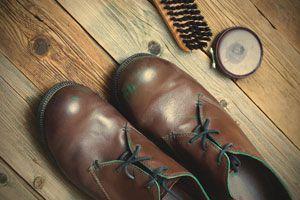 Ilustración de Cómo impermeabilizar los zapatos
