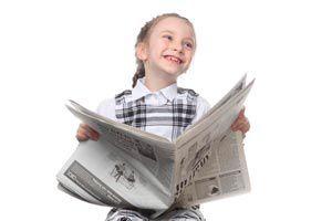 Ilustración de Cómo fomentar la lectura en los niños