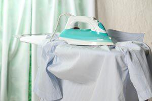 Cómo planchar una camisa