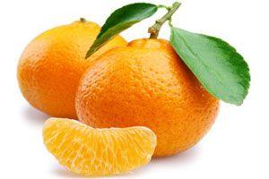 Ilustración de Cómo elegir las mandarinas