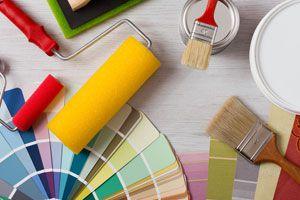 Ilustración de Cómo preparar la Pintura