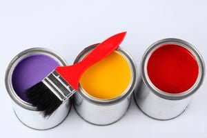 Ilustración de Cómo elegir una pintura